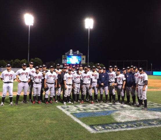 ValleyCats wore high socks for Gordy