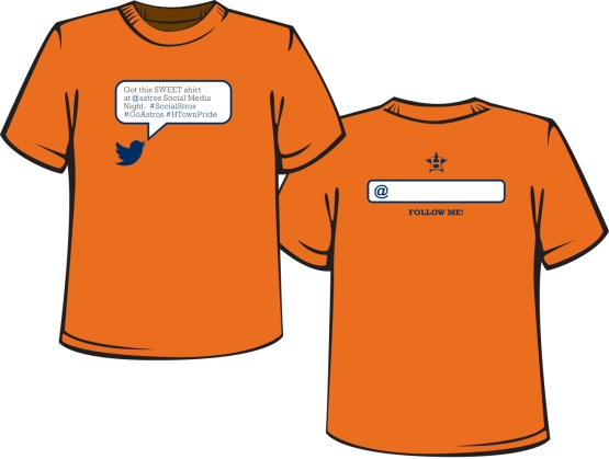 #SocialStros Shirt Option 1