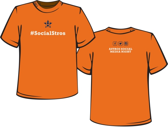 #SocialStros Shirt Option C
