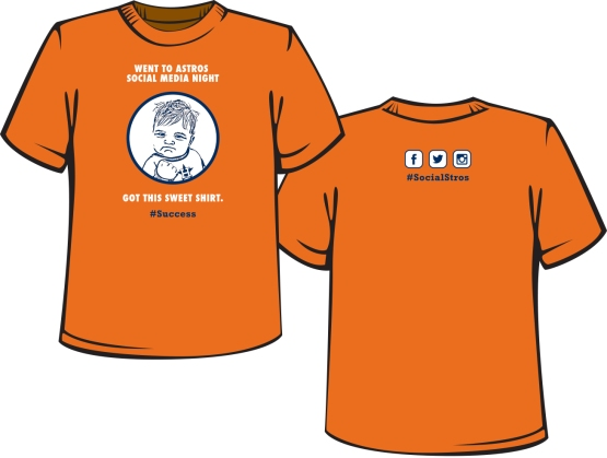 #SocialStros Shirt Option 4