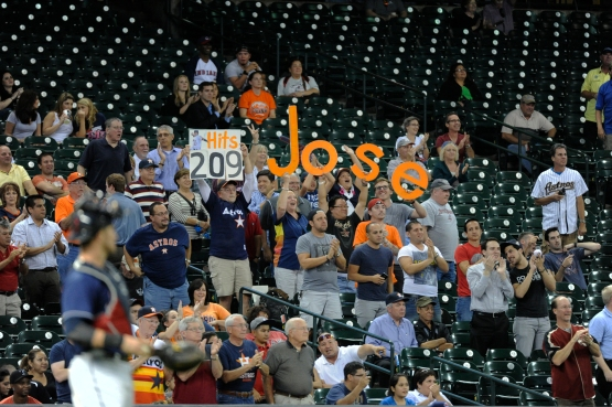 The countdown to Astros history continues at Minute Maid Park