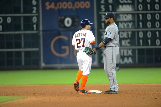 Altuve and Cano