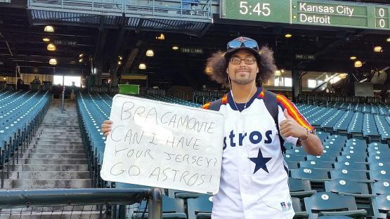 Manny Diaz really wants a Bracamonte jersey