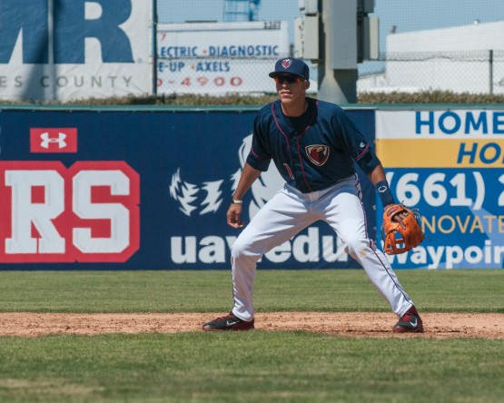 Carlos Correa starred for the Lancaster JetHawks in 2014.