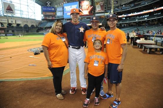 Carlos Correa's family